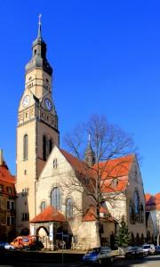 Lindenau, Ev. Philippuskirche