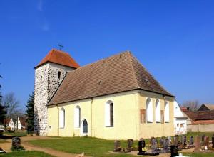 Lindenhayn, Ev. Pfarrkirche St. Mauritius