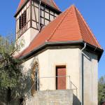 Lobas, Ev. Kirche