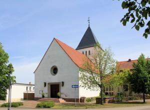 Löbnitz, Katholische Kirche
