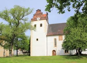 Löbnitz, Ev. Pfarrkirche
