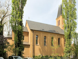 Ev. Gethsemanekirche Lößnig