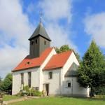Lonnewitz, Ev. Pfarrkirche