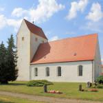 Loßwig, Ev. Pfarrkirche