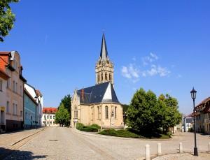Lucka, Ev. Pfarrkirche St. Pankratius