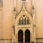 Lucka, Ev. Pfarrkirche, Portal