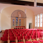 Luckenau, Ev. Gemeindezentrum, Saal