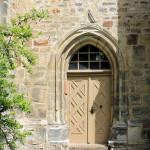 Lützen, Ev. Stadtkirche St. Vitii, Portal