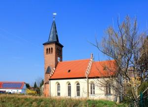 Lützschena, Ev. Schlosskirche