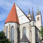 Magdeburg, ehem. Kirche St. Johannis