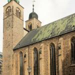 Magdeburg. Kath. Kathedrale St. Sebastian