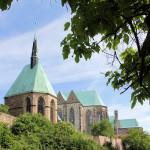 Magdeburg, Kath. Maria-Magdalenen-Kapelle, Petrikirche und Walloner-Kirche