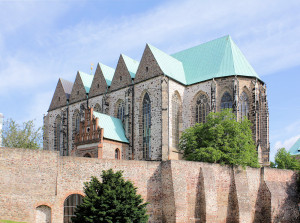 Magdeburg, Kath. Pfarrkirche St. Petri