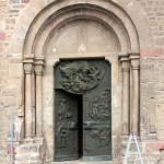 Magdeburg, ehem. Stiftskirche Unser Lieben Frauen, Portal