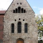 Magdeburg, ehem. Stiftskirche, Klostergebäude