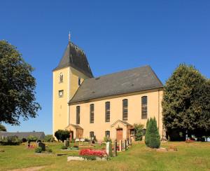 Marbach, Ev. Pfarrkirche