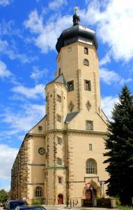 Marienberg, Ev. Marienkirche