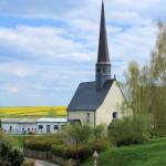 """Markersdorf, Ev. Pfarrkirche """"Zu Unserer Lieben Frau"""""""