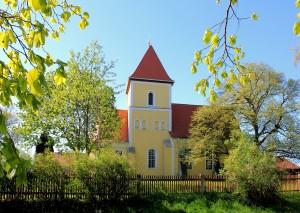 Maschwitz, Ev. Pfarrkirche