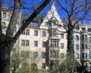 Matthäi-Haus Leipzig (ehem. Diakonenhaus zu St. Thomas)