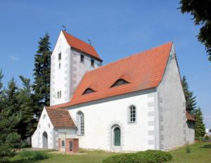 Melpitz, Ev. Pfarrkirche