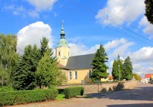 Meltewitz, Ev. Pfarrkirche
