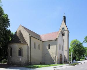 Merseburg, Ev. Neumarktkirche St. Thomae