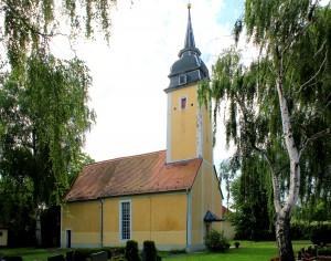 Michelwitz, Ev. Pfarrkirche