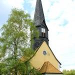 Miltitz, Ev. Pfarrkirche