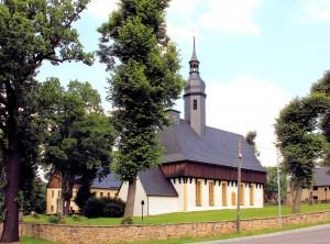 Mittelsaida, Ev. Pfarrkirche (Wehrkirche)
