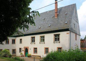 Alte Schule Mittweida (Kirchgemeindehaus)
