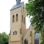 Mittweida, Kath. Laurentiuskirche