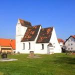 Mocherwitz, Ev. Pfarrkirche