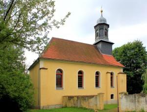 Mölbis, Ev. Pfarrkirche