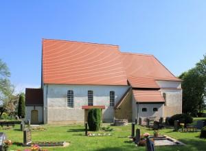 Mörtitz, Ev. Pfarrkirche Mensdorf