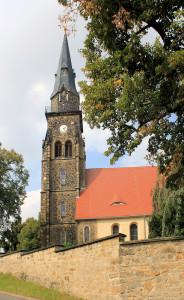 Mohorn, Ev. Pfarrkirche, Schiff