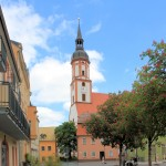Mügeln, Ev. Stadtkirche St. Johannis