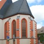 Mügeln, Ev. Stadtkirche St. Johannis, Chor