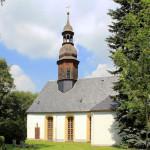 Mulda, Ev. Pfarrkirche