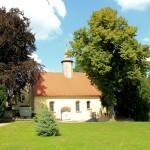 Mutzschen, Friedhofskirche