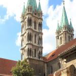 Naumburg, Dom St. Peter und Paul, Kreuzgang