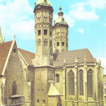 Naumburger Dom, Postkarte 1980er Jahre
