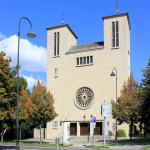 Naumburg, Katholische Kirche St. Peter und Paul