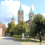 Naumburg. Ev. Dom St. Peter und Paul