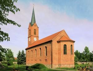 Naundorf, Ev. Pfarrkirche St. Matthäus