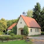 Naunhof, Friedhofskapelle