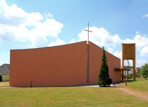 Naunhof, Kath. Kirche