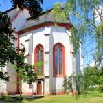 Naunhof, Ev. Stadtkirche, Chor