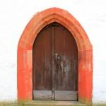 Nemt, Ev. Pfarrkirche, Portal