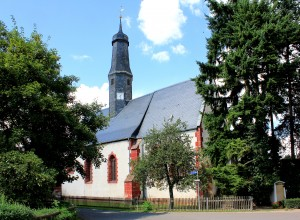 Nenkersdorf, Ev. Marienkirche